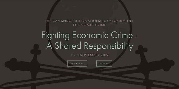 37th Cambridge International Symposium on Economic Crime