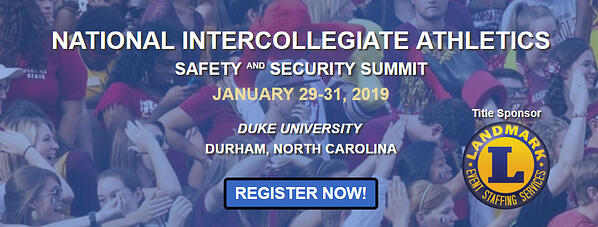NCS4 National Intercollegiate Athletics Safety & Security Summit