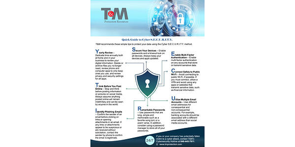 Quick Guide to Cyber SECURITY