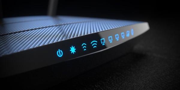 secure home network setup