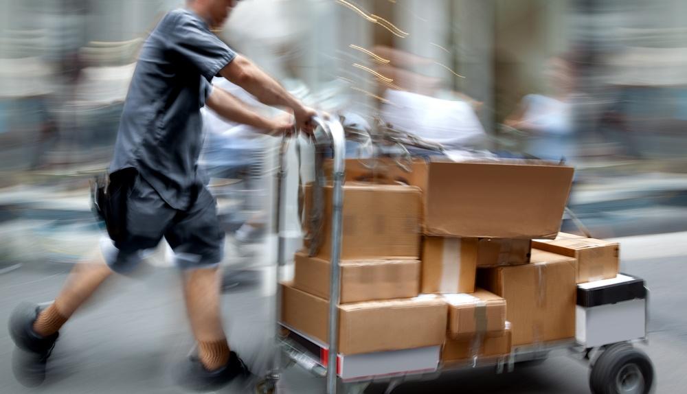 safe mail and parcel handling tips